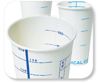 CUPS for MEDICAL INSPECTION (医療検査コップ)